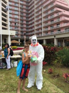 Easter Festivities at Hotel