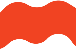 Double Curve Section Red