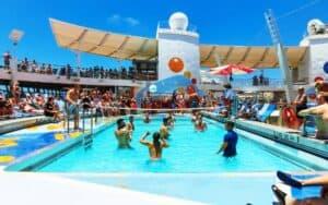 Cruise Activities Games Fun