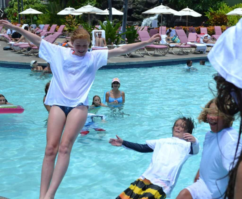 Pool Party Splash