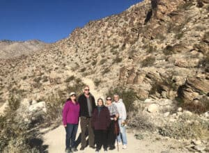 South Lykken Trail - Paradise Activity Company Trail in Palm Canyon CA2