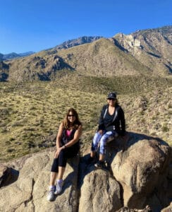 South Lykken Trail - Paradise Activity Company Trail in Palm Canyon CA9