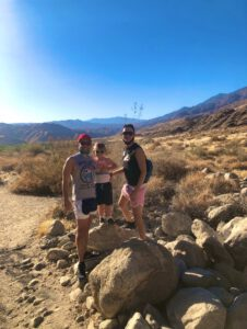 South Lykken Trail - Paradise Activity Company Trail in Palm Canyon CA4
