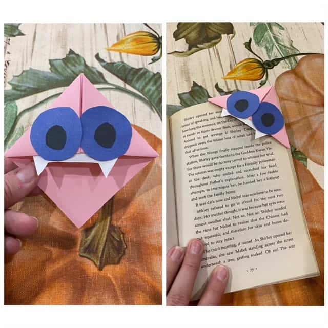 Step 3 - Monster Book Marks from Cedar Break UT