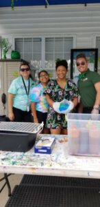 Swirly Tie Dye Shirts Grand Beach Orlando