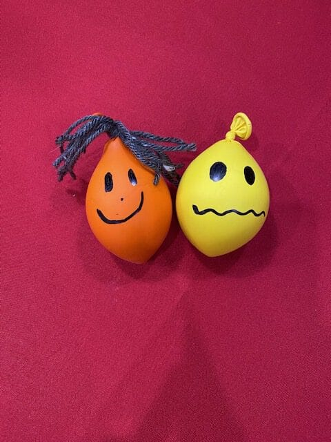 Stress Ball Balloons Pic 1