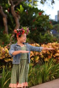 We host kids Hula Lessons in Maui